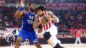 Ο Πρίντεζης στην καλύτερη πεντάδα της EuroLeague