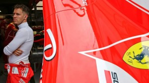 Φέτελ και Ferrari στο Grand Prix του Μονακό