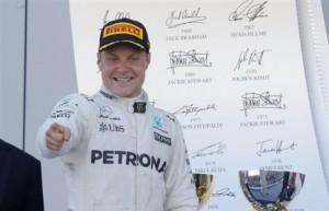 Ο  Βάλτερι Μπότας νικητής στο GP της Ρωσίας