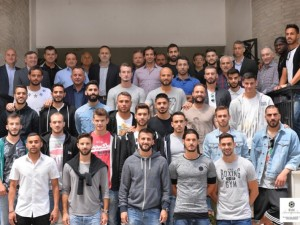 Ο Δήμος Λαμιέων βράβευσε την ομάδα για την άνοδο
