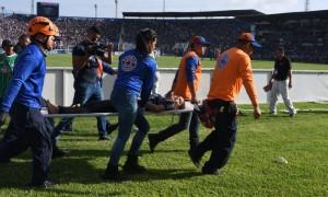 Ονδούρα: Πέντε νεκροί σε γήπεδο!
