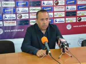 Αμανατίδης: «Με λίγες προσθήκες αλλάζει κατηγορία ο ΑΟΤ»