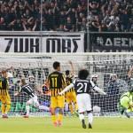 Ο ΠΑΟΚ Κυπελλούχος Ελλάδας 2-1 την ΑΕΚ στον Βόλο