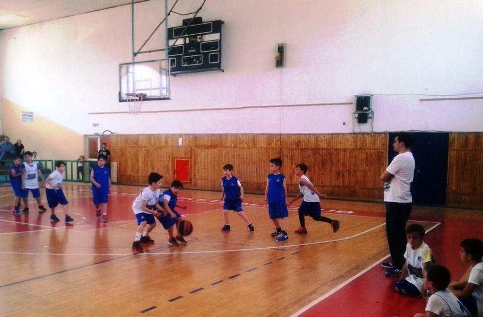 Λήξη σεζόν με τουρνουά μπάσκετ για την Ακαδημία των Δαναών