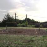 Γήπεδο Beach Volley στον Αη Γιώργη