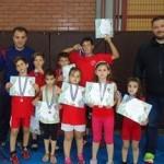 Διακρίσεις  ΣΒΑΤ στο Πανελλήνιο παιδικό τουρνουά πάλης