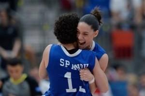 Πρόκριση της Εθνικής Γυναικών  στους «8» του Ευρωμπάσκετ