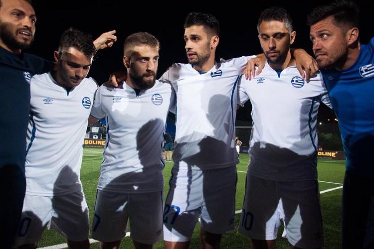 Αποκλεισμός για την Εθνική Minifootball