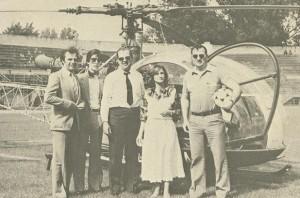 Όταν οι Νεοχωρίτες κατέβασαν την μπάλα με το ελικόπτερο!!!