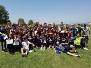 Η  Δήμητρα στο 13ο Salonica Cup