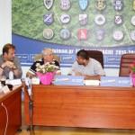 Λεουτσάκος: Θα υποβιβαστούν έξι ομάδες
