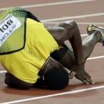 Άδοξο τέλος για τον Μπολτ – Δεν τερμάτισε στην τελευταία του κούρσα