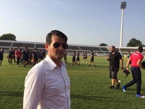 Κατσαντώνης: «Η ομάδα δουλεύει σκληρά»