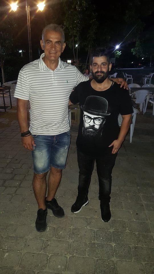 Στο Γριζάνο ο Γιώτης Τσαλουχίδης!
