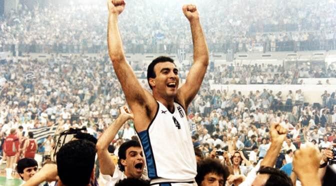 Ρεντζιάς: «Ο Γκάλης είναι το μπάσκετ»