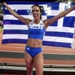 Κορυφαία αθλήτρια της Ευρώπης και τον Αύγουστο η Στεφανίδη