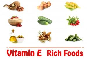 Η βιταμίνη E δεν ωφελεί μόνο το δέρμα