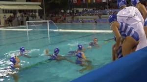 ΠΟΛΟ   Στον τελικό του Παγκοσμίου Νέων Γυναικών