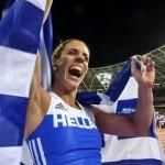 Η Στεφανίδη υποψήφια για κορυφαία της χρονιάς από την IAAF