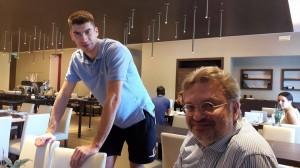 Ο Λίποβι στο ξενοδοχείο των Τρικάλων BC