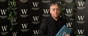 Ο Καζούο Ισιγκούρο κέρδισε το Νόμπελ Λογοτεχνίας