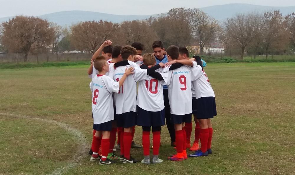 Νίκη των Νέων στην Καρδίτσα