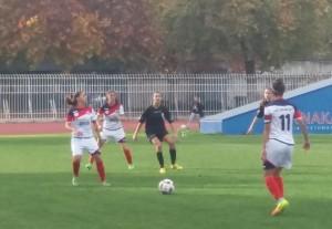 Η Γυναικεία 2-0 τον Φείδωνα στο Στάδιο