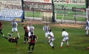 Ισοπαλία για τον ΑΟΤ στη Δράμα με 0-0.