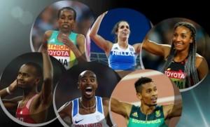 Στην τριάδα IAAF η Στεφανίδη