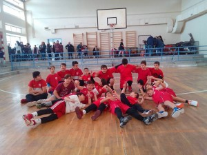 Φιλικοί αγώνες τα τμήματα υποδομής  ΑET BC- ΣΠΑΡΤΑΚΟΣ