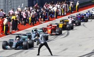Το πρόγραμμα της Formula 1 για το 2018