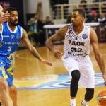Νίκες για ΠΑΟΚ, Κύμη, Κολοσσό Απότελέσματα της basket league