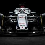 Ιδού η Alfa Romeo Sauber F1!