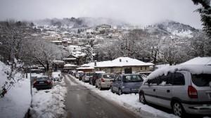 Έκτακτο δελτιο ΕΜΥ: Έρχονται καταιγίδες και χιονια στα βουνά