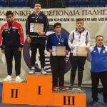 Δύο μετάλλια για τον ΑΣ Τρικάλων στο Πανελλήνιο