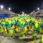 Ξέφρενο πάρτι στο Ρίο -φωτογραφίες