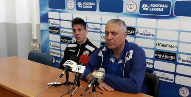 Κωστένογλου: «Σημαντική νίκη σε δύσκολη έδρα»