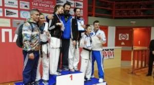 Πρωταθλήτρια Ελλάδας στο ΤΚD  η Τζέλη