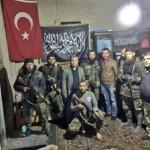 Tζιχντιστές μαζί με  Τούρκους μπήκαν και πανηγυρίζουν σοτ Αφριν