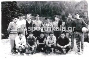 Όταν ο Μητροπάνος έπαιζε ποδόσφαιρο!