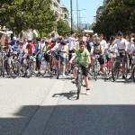 Λαϊκός ποδηλατικός γύρος την Κυριακή 6 Μαϊου