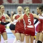 Βόλεϊ: Τα κορίτσια του Ολυμπιακού κατέκτησαν το Κύπελλο Ευρώπης