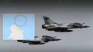 Έπεσε Ελληνικό Μιράζ-νεκρός ο  πιλότος του