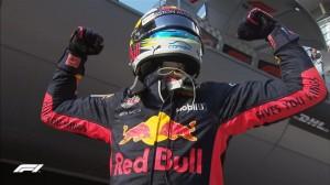 Πρωτιά  του Ρικιάρντο στο GP Κίνας