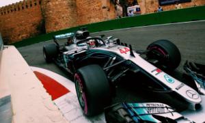 Formula-1 Πρωτιά στο Αζερμπαϊτζάν ο Χάμιλτον
