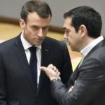 Μακρόν: Η Γαλλία θα υποστηρίξει την Ελλάδα εάν απειληθεί από την Τουρκία