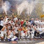 Πρωταθλήτρια Ευρώπης  η Ρεάλ- Τρίτη η Ζαλγκίρις