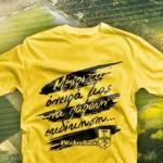 Άρης: Το μπλουζάκι της επιστροφής