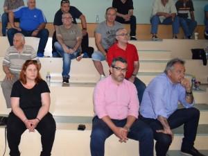 Επέστρεψαν απογοητευμένοι Μιχαλάκης, Καρανάσιος