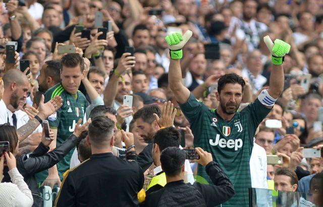 Serie A - Juventus vs Hellas Verona